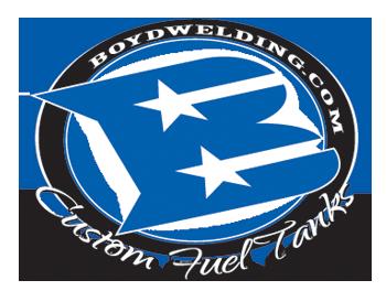 Boyd Welding - custom fuel tanks
