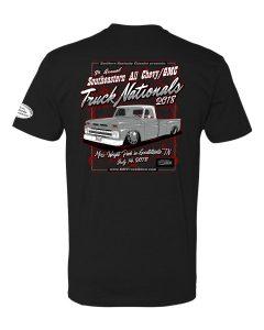 2018 truck show shirt rear