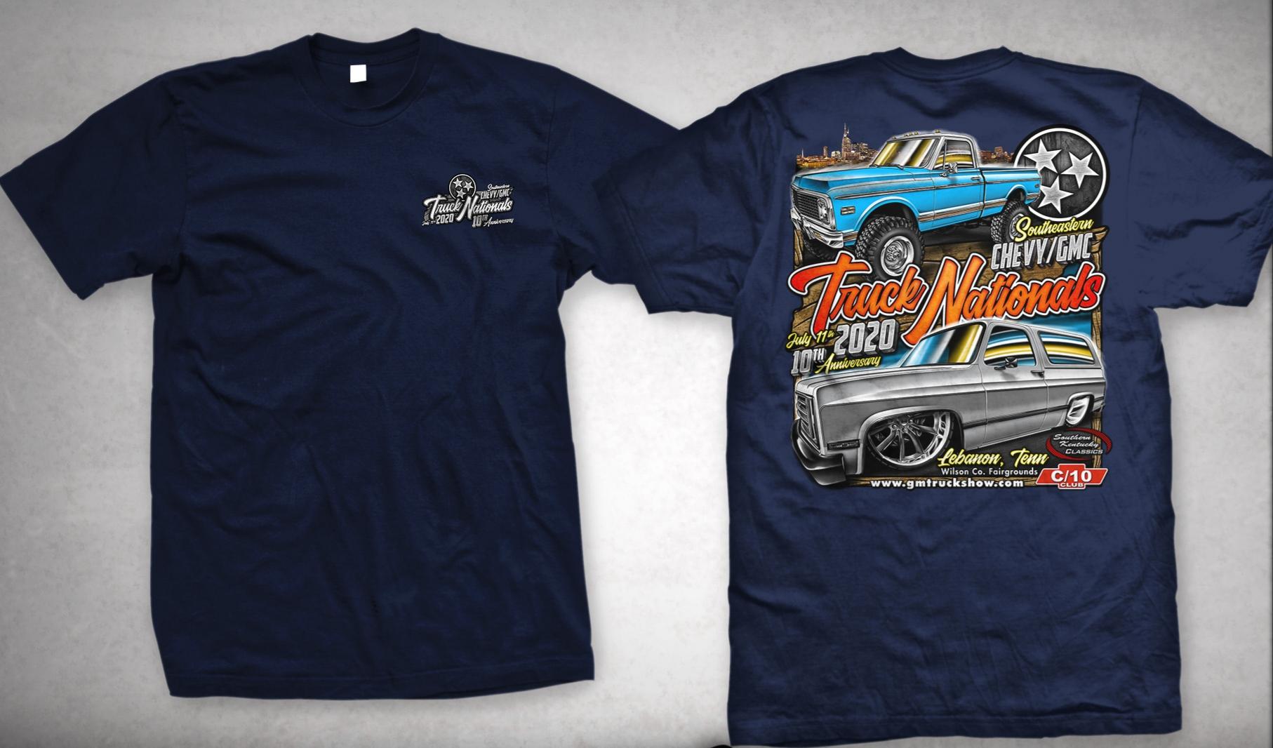 2020 SETN shirt