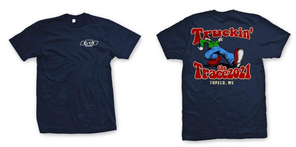 Truckin the Trace 2021